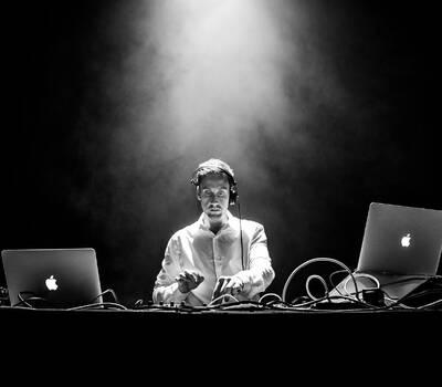 DJ de la Team Key des Artistes