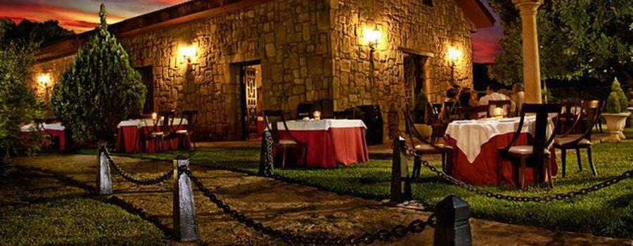 Restaurante Cuevas Romanas.