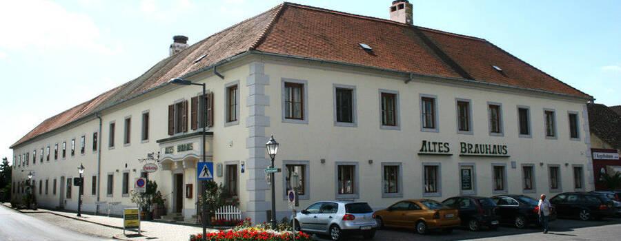 Beispiel: Straßenanblick, Foto: Altes Brauhaus.