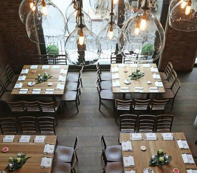 Beispiel: Gaststätte, Foto: Uerige Obergarige Hausbrauerei.