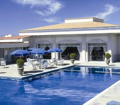 Hotel Camino Real Saltillo, en Coahuila