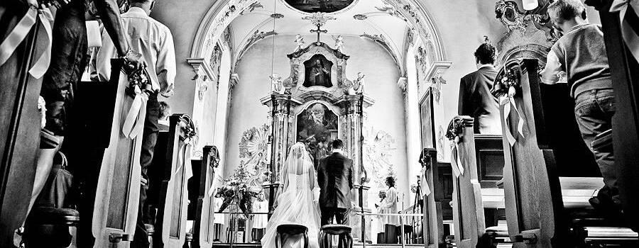 Beispiel: Fotos von der Trauungszeremonie, Foto: Ingo Cordes.