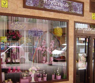 Exterior de la tienda
