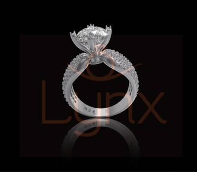 Linha  especial de solitários e anéis de noivado!
