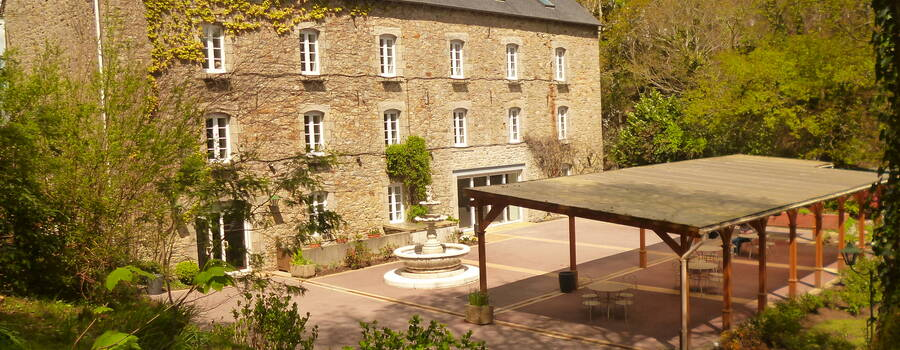 Le  Moulin de Traon-Lez