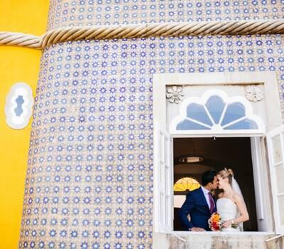 Pena Weddings - Wedding Venues Portugal