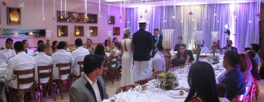 Casamento de Vinicius e Thalyta