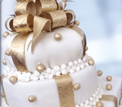 Pastelería para bodas, Dulces Besos por Paulina Abascal