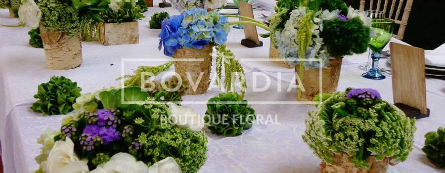 AMBIENTACIÓN Y DECORACIÓN DE EVENTOS BOVARDIA-BOUTIQUE FLORAL 5740 5591