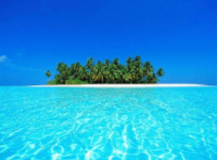 Um dia numa Ilha