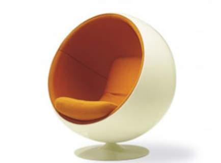 Fauteuil boule design Eero Aarnio