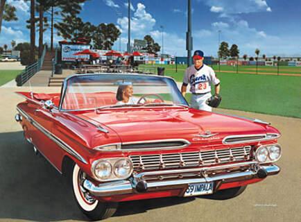 Noleggio Auto tipo Chevrolet Impala 15 giorni - San Francisco / Los Angeles