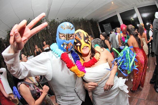 Definiendo el estilo de tu boda: divertida