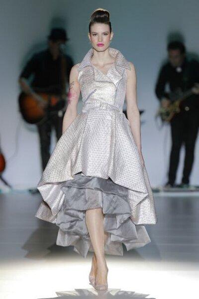 Vestido de novia de Isabel Zapardiez - Colección 2014