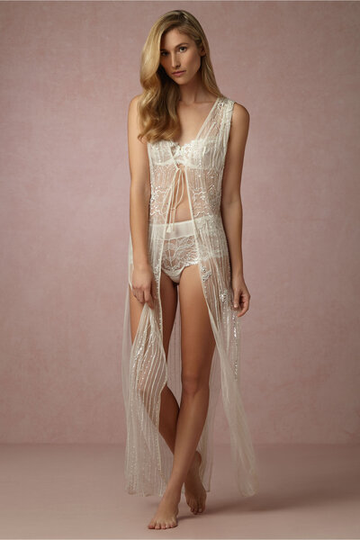 Guipure Lace Boyshorts, Bhldn.