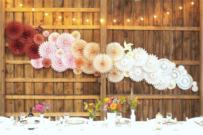 Decoracion Origami Matrimonio ~ Decora??o de origami e papel reciclado no seu casamento