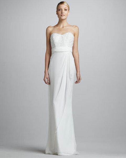 Abiti bianchi Haute Couture. Foto: www.neimanmarcus.com
