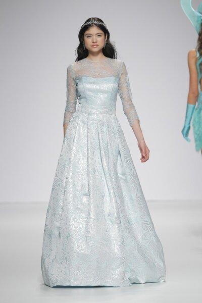 Vestidos de novia primavera 2015 de Ana Torres