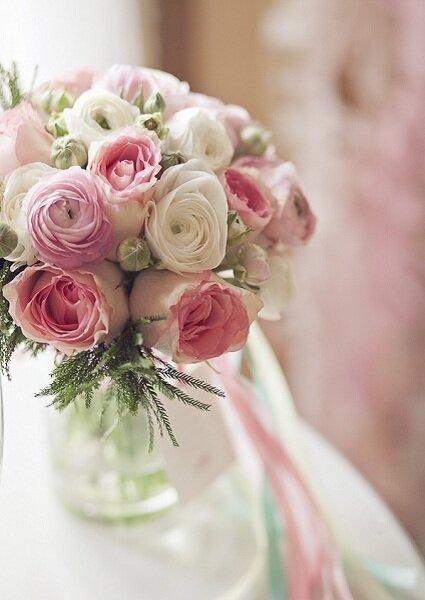Ramos para novia