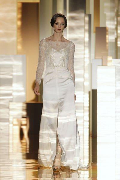 Vestidos de novia primavera 2015 de Miquel Suay