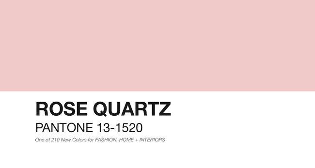 Color Pantone 2016.