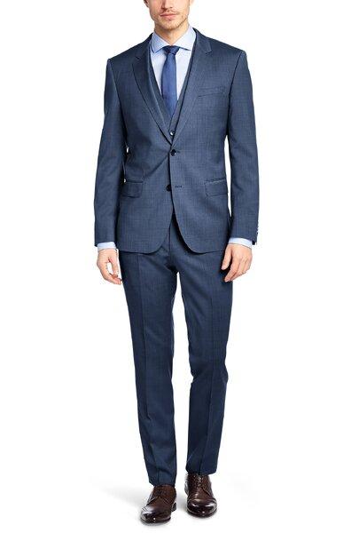 Trendiger br utigam entdecken sie die verschiedenen stile der hochzeitsanz ge f r 2016 - Hochzeitsanzug hugo boss ...
