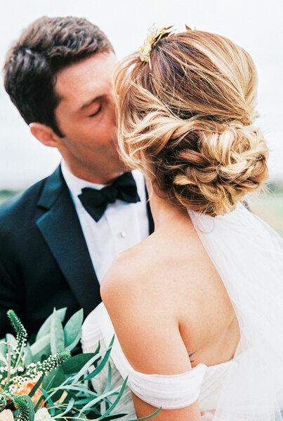 Peinados de novia recogidos 2017.