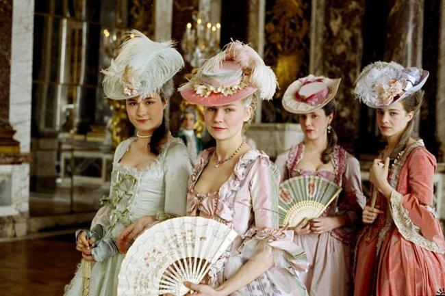 O filme 'María Antonieta' de Sofía Coppola. Inspira casamentos lindos. Foto: Columbia Pictures