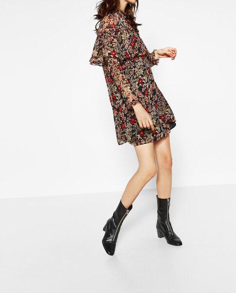Sukienki na Święta, Zara.