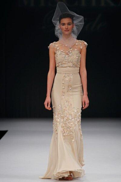 Vestido de novia de Badgley Mischka