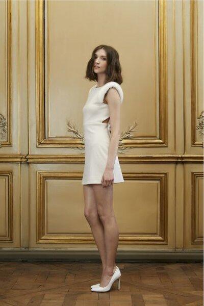 Modello Kaspia Mink sleeves