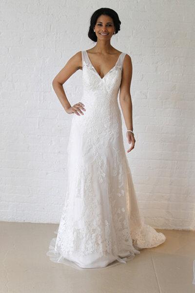 Foto: Vestidos de noiva David´s Bridal 2013.