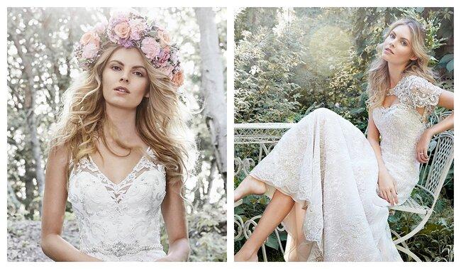 Vestido de noiva 2015 de Maggie Sottero.