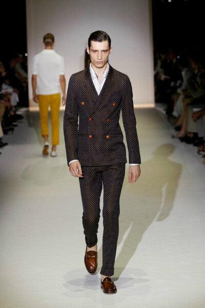Foto: Gucci @ Milano Moda Uomo Primavera 2013
