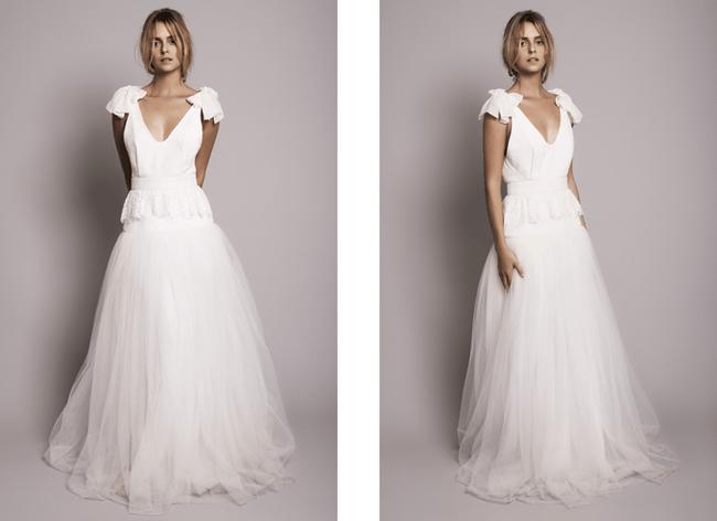 Suknia ślubna Aude