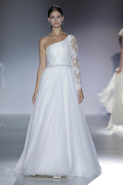 Colección de vestidos de novia Franc Sarabia 2014