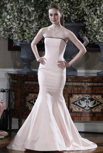 Foto: New York Bridal Fashion Week / Romona Keveza