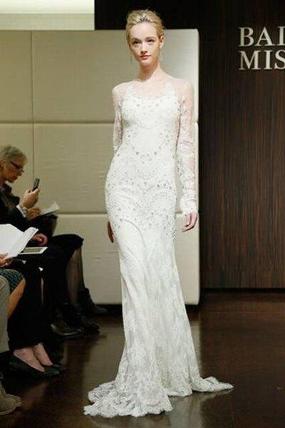 Foto: Badgley Mishka @ New York Bridal Fashion Week