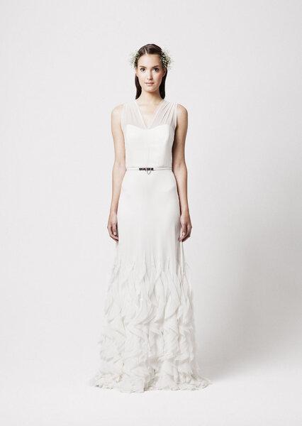 Romantisches Brautkleid für Ihre Hochzeit! Foto: kisui_abra