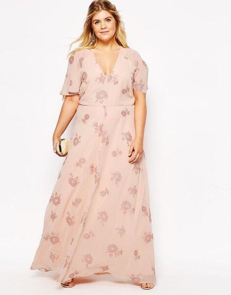 25 vestidos para invitadas curvy estilismos perfectos para bodas de