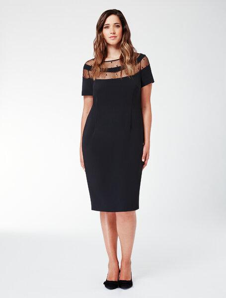 25 vestidos para invitadas con kilitos de m 225 s looks perfectos para