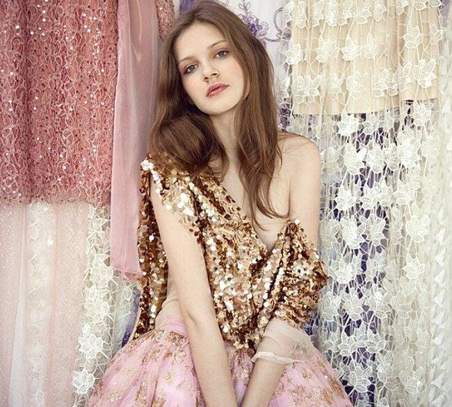 Campanha Dream Girls, da estilista Lana Nguyen
