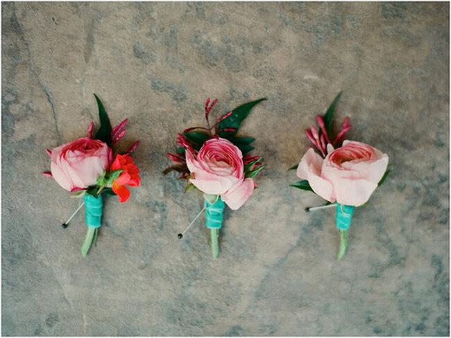 Inspiración para arreglos florales en tu día de boda.