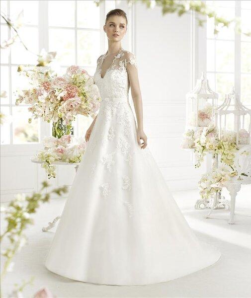 Vestido de noiva Gabil