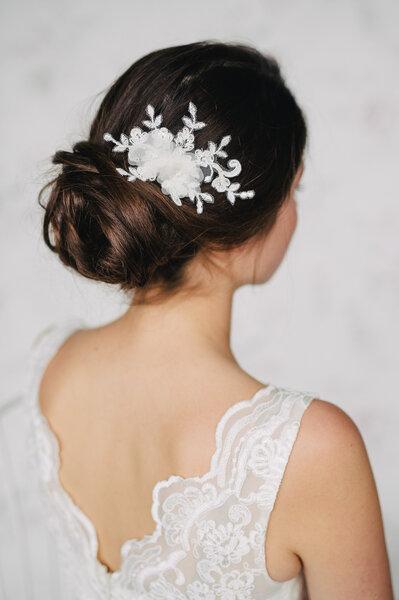 Brautfrisuren im Vintage-Style für Ihre Hochzeit.