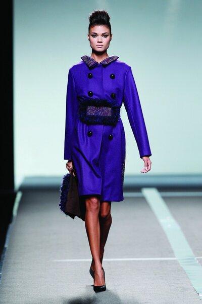 Miguel Palacio Otoño/Invierno 2014. Foto: Mercedes Fashion Week Madrid