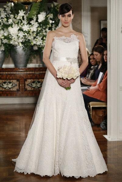 Colección de vestidos de novia Romona Keveza Otoño 2013