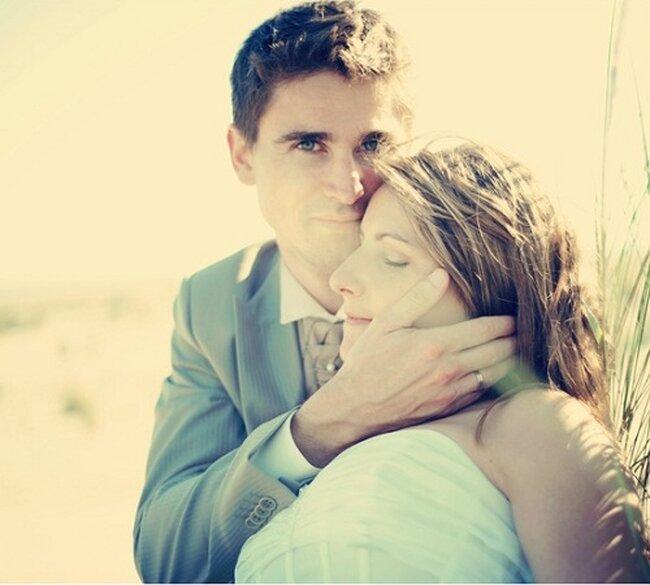 Photos de mariage ambiance Peace & Love