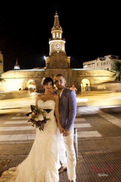 Bodas y Glamour Regina Brieva:  tu wedding planner en Cartagena de Indias