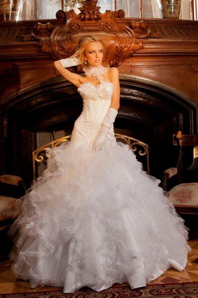 Robe de mariée Oksana Mukha 2012